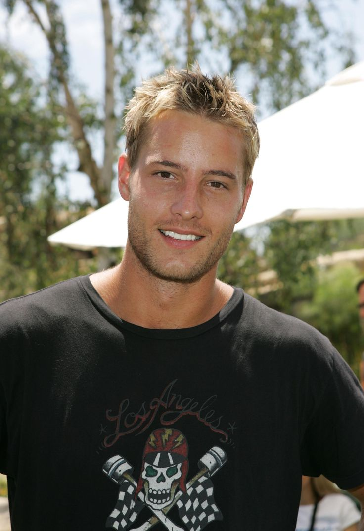Justin Hartley  He wants to marry me, he just doesn't know it yet ;)