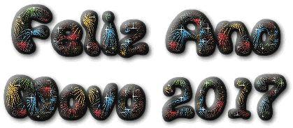 Gifs animados feliz ano novo 2017 - imagens animadas Feliz Natal e prospero ano novo 2017