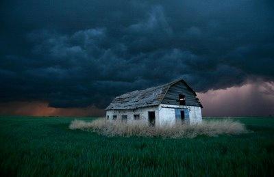 Kansas storm...Photo by Charlie Riedel