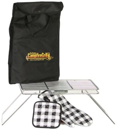 The Perfect CampfireGrill, Explorer, 12-Inch by 18-Inch: Patio, Lawn & Garden