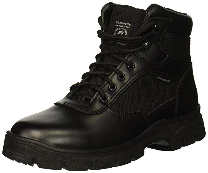 Skechers Men S Wascana Industrial Boot Review Industrial Boots