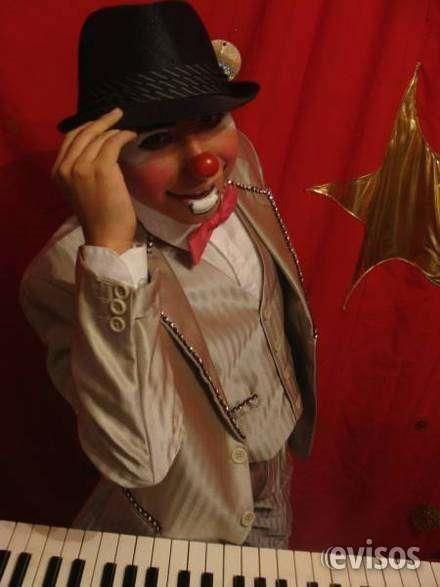 payasos divertidos musicales animacion en tu fiesta  Diversion Musical con Payasos profesionales,consta de 4 payasos profesionales (2payasos y 2 ...  http://alvaro-obregon.evisos.com.mx/payasos-divertidos-musicales-animacion-en-tu-fiesta-id-613654
