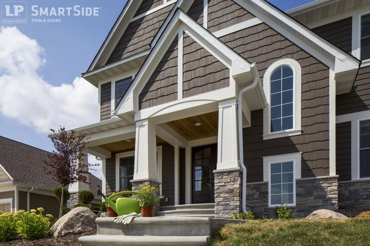 24 best lp smartside exterior siding images on pinterest for Lp smart siding pros and cons