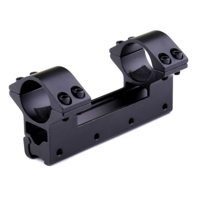 Tactical 25 4 Mm One Piece Double Scope Rings Higher Mount Dovetail Ring 11mm Weaver Rail Pistol Airsoft Adapter Review Hunting Equipment Airsoft Pistol