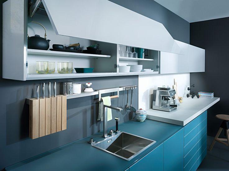 15 best Gekleurde keukens images on Pinterest Urban kitchen