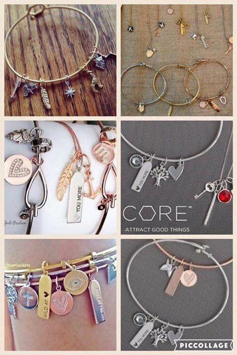 Origami Owl - Core Collection