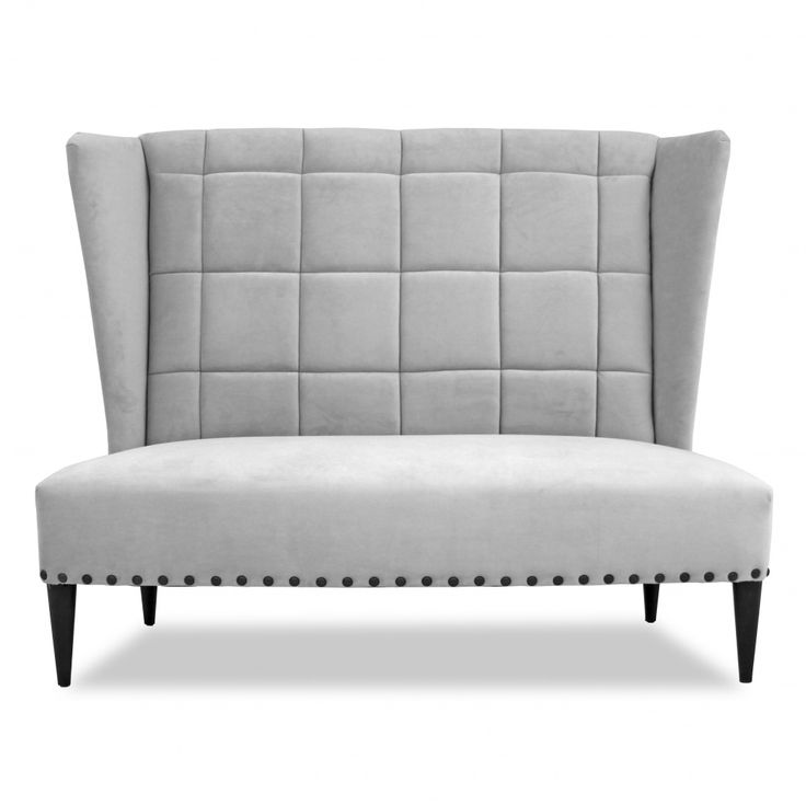 Settee Bench: Antique To Modern: Upholstered Settee Loveseat | Settee Bench  | Tufted Settee