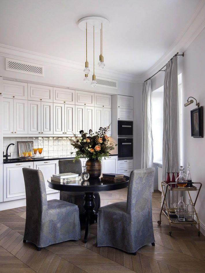 3-комнатная квартира 115 кв.м   Кухня, Квартира, Интерьер   946x710
