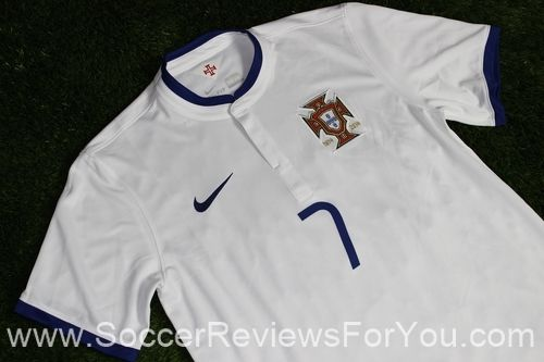 Portugal 2014 Away Jersey Review