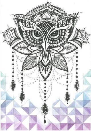 lace lotus tattoo black and white - Pesquisa Google