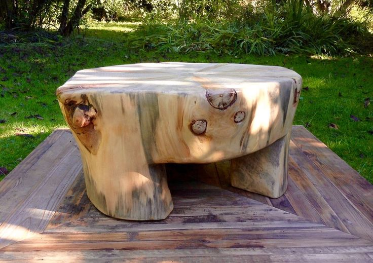 Monkey Puzzle Coffee Table