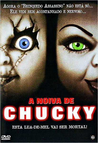 """""""A Noiva de Chucky"""" (Bride of Chucky - 1999)"""