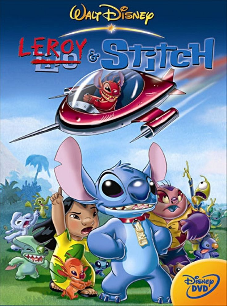Lilo et stitch porn