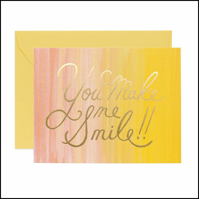 Rifle Paper Co. Card, $6.95