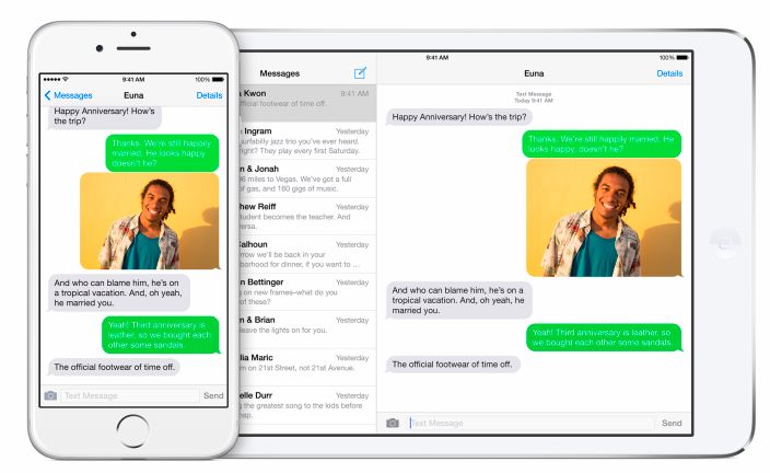 iOS 8 Continuity Feature Will Arrive In October  TechZee - Latest Technology News & Tutorials