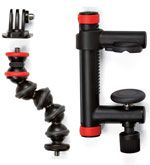 Joby Action Clamp & GorillaPod Arm for GoPro Review @JOBY, Inc.