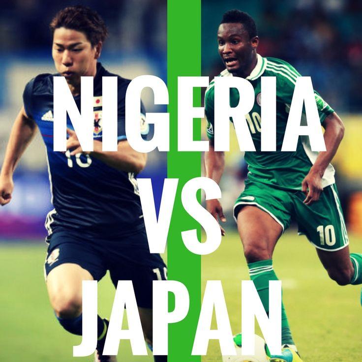 Nigeria vs Japan #olympics #rio2016 #football #soccer #futebol