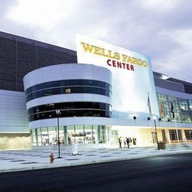 Wells Fargo Center - Nearby home of the NHL Flyers and NBA 76ers