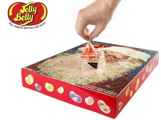 overvej en lækker jelly belly #julekalender #gave til alle | Shopsites.dk