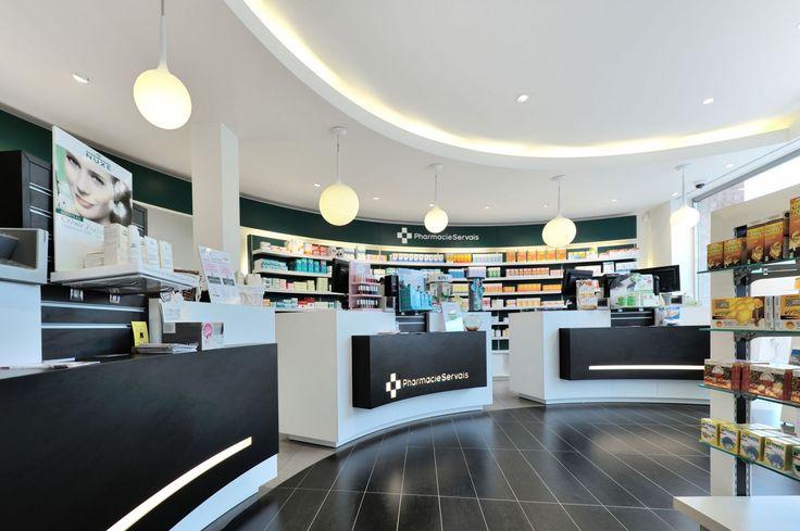 agencement pharmacie design - Recherche Google