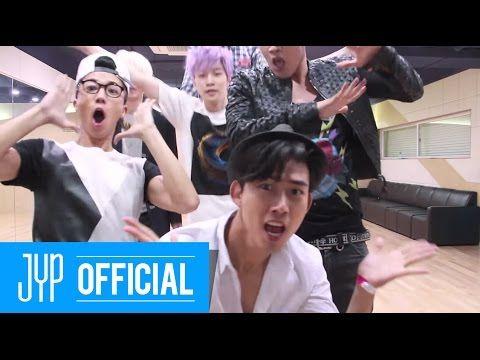 "2PM ""미친거 아니야?(GO CRAZY!)"" Dance Practice"