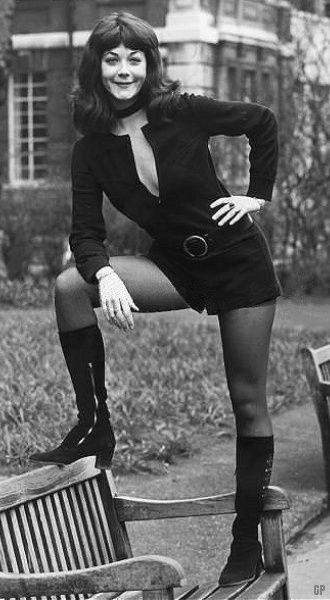 UK  1970 - Linda Thorson