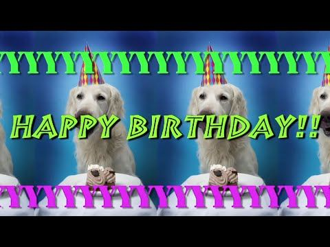 HAPPY BIRTHDAY!!! The most epic happy birthday song. DOWNLOAD THE MP3 ON ITUNES http://itunes.com/EpicHappyBirthdays/EpicHappyBirthdaySongs,Vol.3 Wish someon...