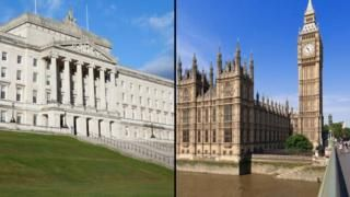 Theresa May to meet five Northern Ireland parties  BBC News