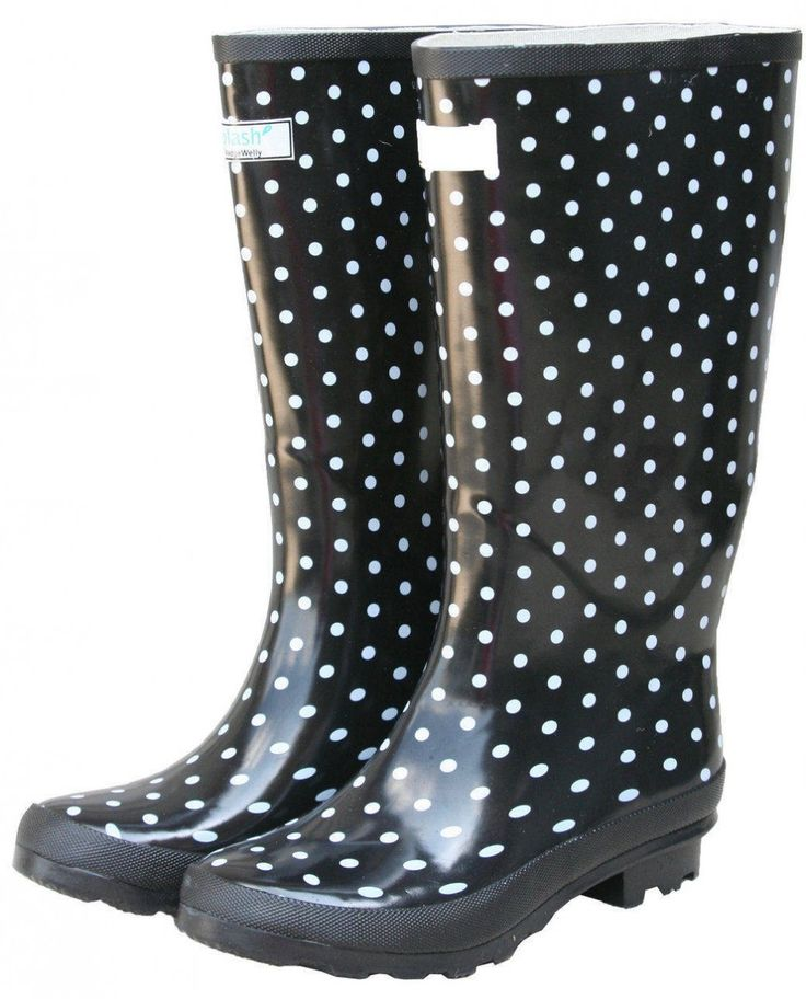 Jileon Wellies - Miss Chic Wide Fit Wellies, £29.99 (http://www.jileon.com/miss-chic-wide-fit-wellies/)