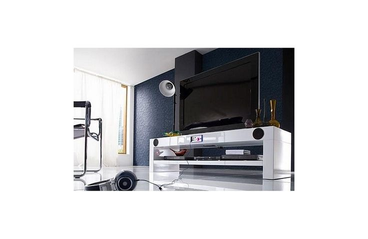 17 best images about meuble t l on pinterest tvs violets and originals - Meuble tele enceinte ...
