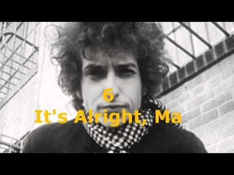 Top 10 Bob Dylan Songs