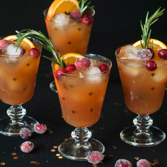 BOURBON PUNCH