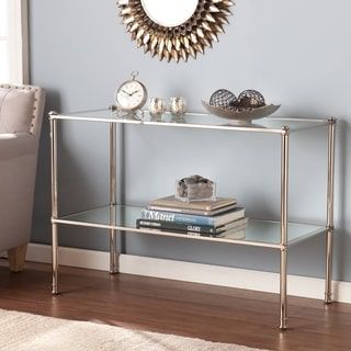 Shop For Harper Blvd Pullman Sofa/ Console Table. Get Free Shipping At  Overstock.