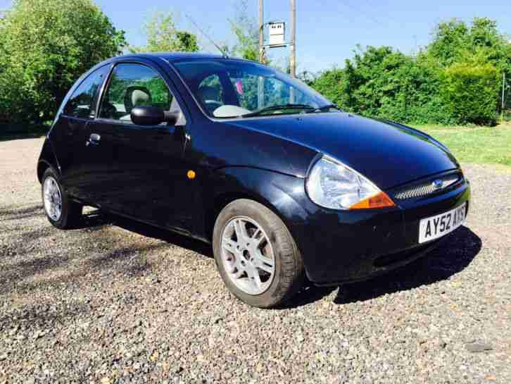 Ford Ka 1 3 2002my Luxury Ltd Edn Car For Sale Ford Cars For Sale Ford Automobile