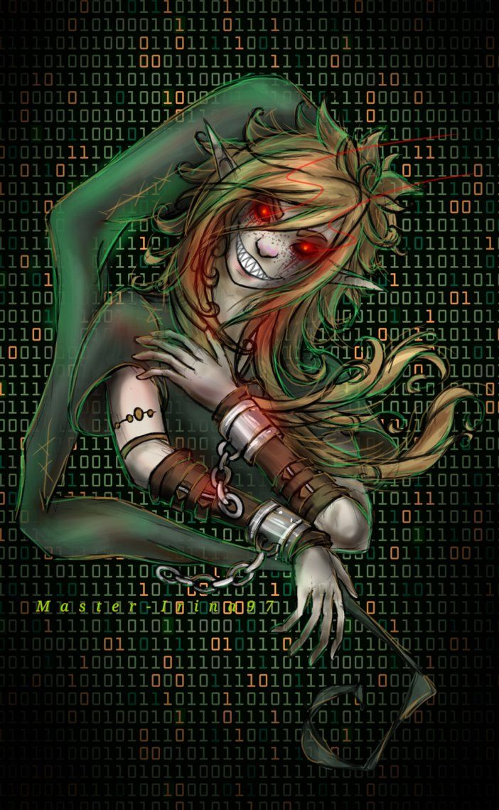 which creepypasta character loves you