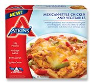 Go south of the border with grilled pieces of chicken breast, green and red bell peppers and onions and a blend of cheddar and Monterey Jack cheeses, topped with a zesty enchilada sauce.