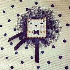 Finish ❤️❤️❤️ ma nouvelle broche !!!! #tissageperles #peyote…