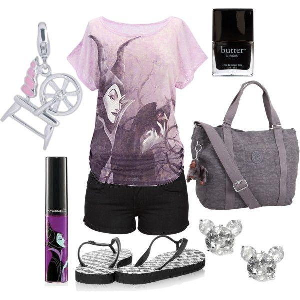 Vacation Wear!Disney Shirts, Disney Outfits, Vacations Wear, Disney Villains Fashion, Malefic Outfit, Disneyland Outfits, Disney Villians Clothing, T Shirts, Style Fashion