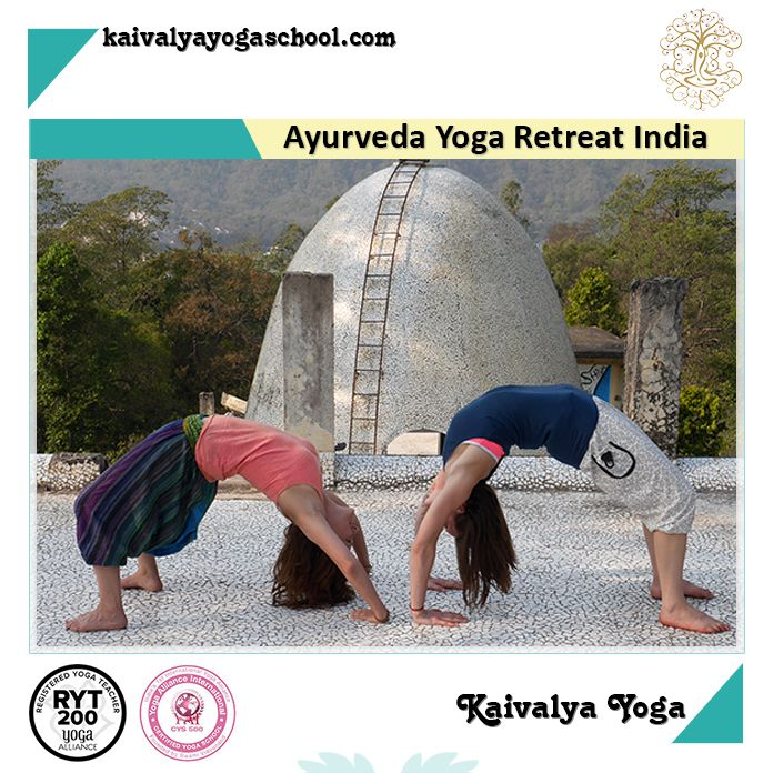 Joining Ayurveda yoga retreat in India at an enticing peaceful place filled with natural beauty is the latest trend. The quality standards of Ayurveda Yoga Retreat Programs being offered by Yoga Alliance and Yoga Alliance International registered Kaivalya Yoga School in Rishikesh support this trend further.
