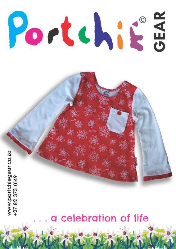 Girls #longsleeveshirt by #portchiegear - www.portchiegear.co.za