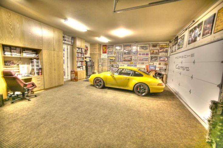 Show Your Porsche Garage Set Up Porsche Garage Toy Car