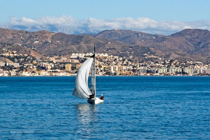 #Málaga #Sailing