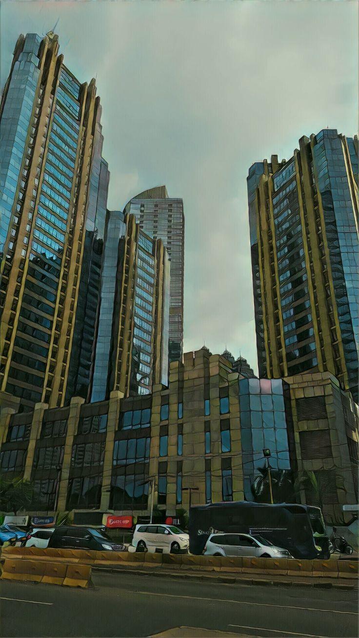 Financial District, Jakarta