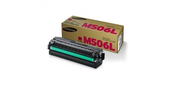 Cartus laser SAMSUNG CLT-M506LProdus: Cartus TonerCategorie: ORIGINALTehnologie: LaserProducator: SamsungCod produs: CLT-M506LCuloare: MagentaCapacitate: 3500 pagini (5% incarcare\draft)Pret: 270 lei cu TVACost\pagina: 0,07714 lei