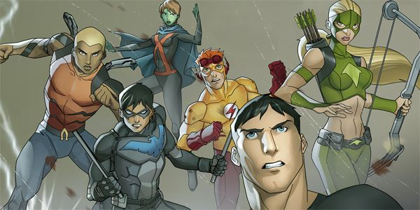Following the exploits of Robin, Aqualad, Kid Flash, Superboy, Miss Martian and Artemis, Young Justice was easily one of the greatest Superh...