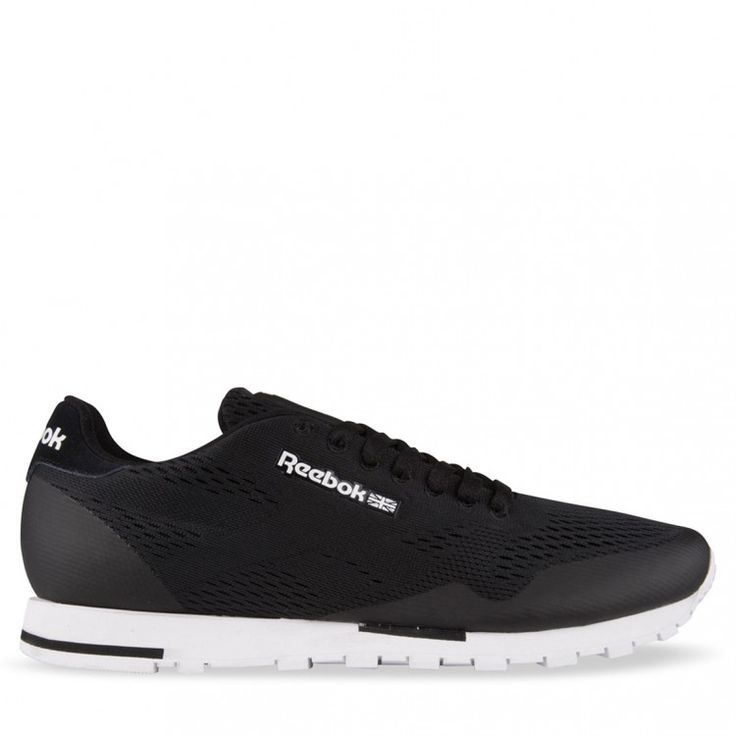 Buy Reebok CLASSIC RUNNER MESH Black/White HM  online at Hype DC. Available in a…