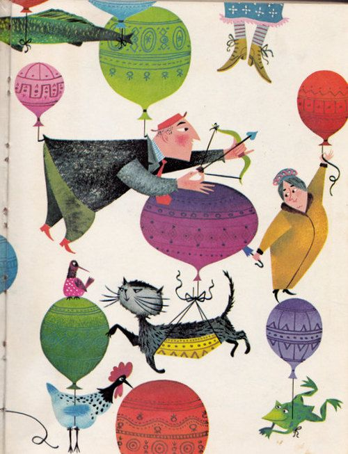 Vintage 1960's  Children's Humour 'The Joke Book'  Illustrations by Bill & Bonnie Rutherford