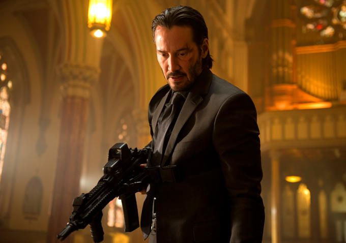 M.A.A.C. – JOHN WICK 2 Starring KEANU REEVES Officially Announced. UPDATE: Plot Details Revealed