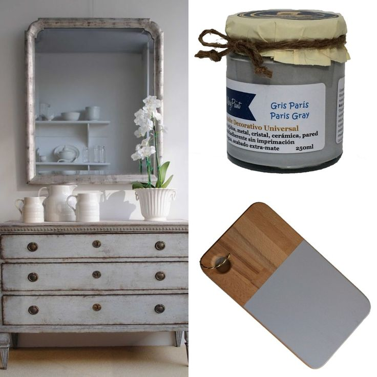 Colores Mary Paint - MaryPaint-Paris gray