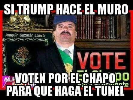 Meme_otros - La solución al muro de Trump